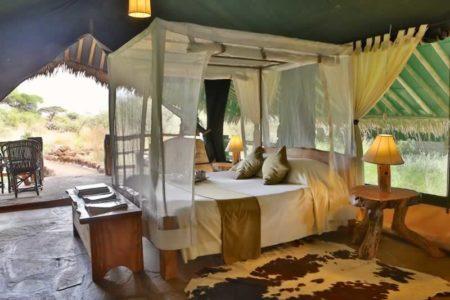 Kibo Safari Camp Amboseli