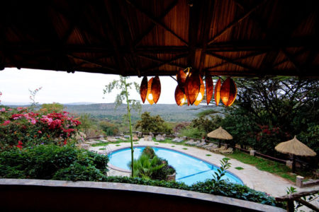 Sopa Lodge Mara