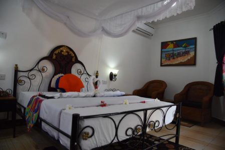 Mermaids Cove Room Zanzibar