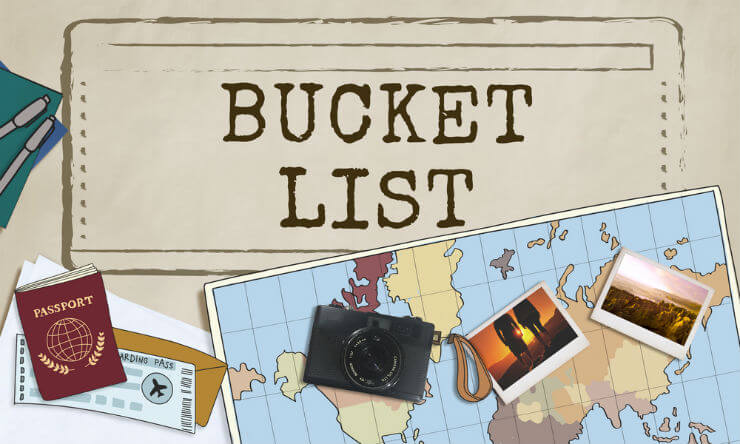 Travel Bucket List Vacay Deals