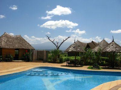AA Lodge Amboseli Pool