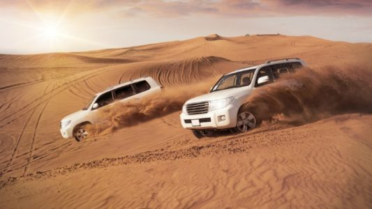 4 Night Dubai Desert Safari, City Tour & Dhow Cruise Package