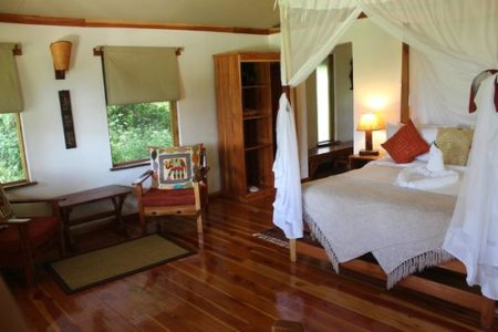 Ziwa Bush Lodge Room