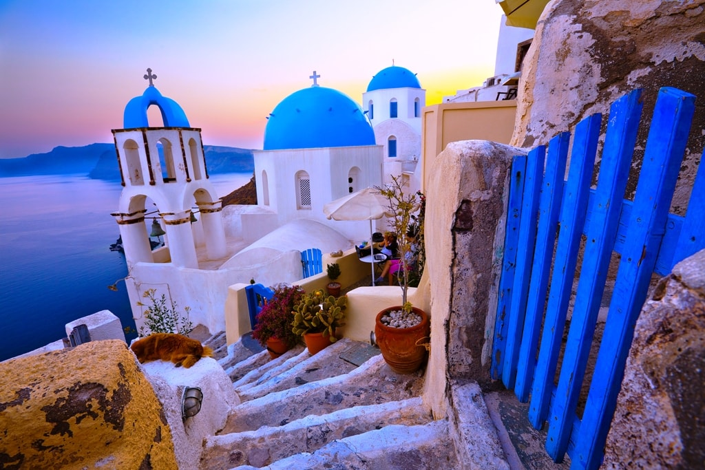 Greek Islands Holiday