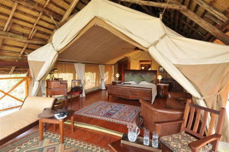 Tsavo West Safari